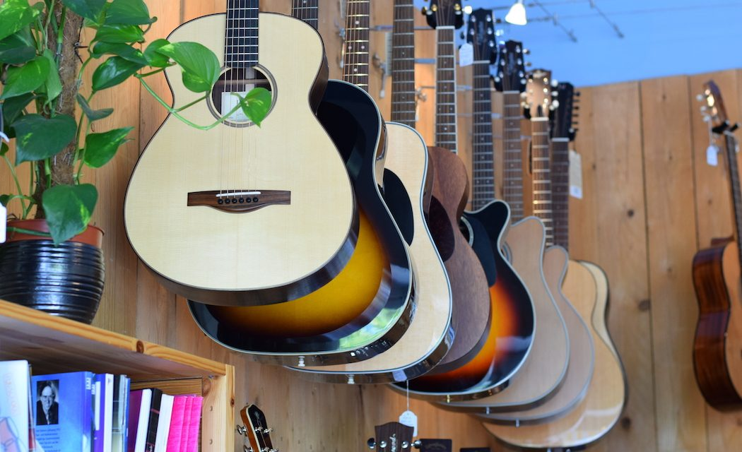 Acoustic Music Store