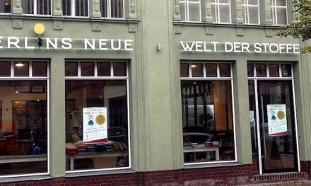Berlins Welt der Stoffe