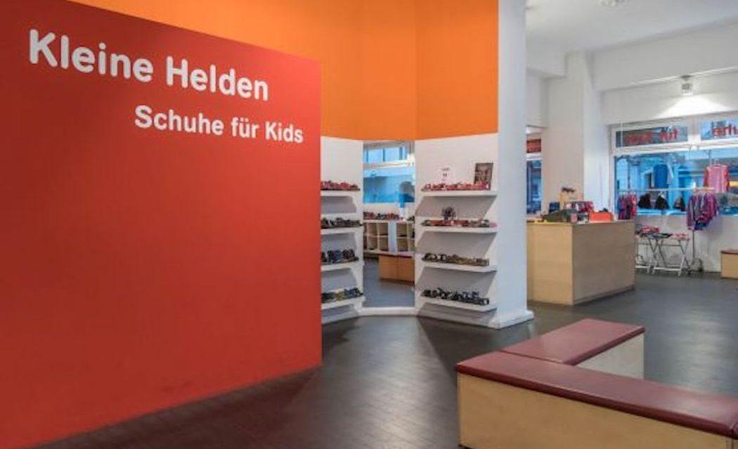 Kleine Helden – Schuhe für Kids