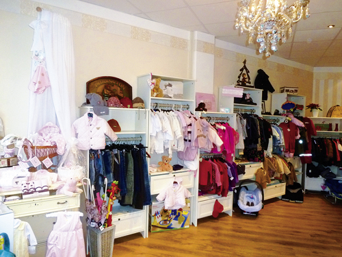 Mary Poppins Kinderboutique