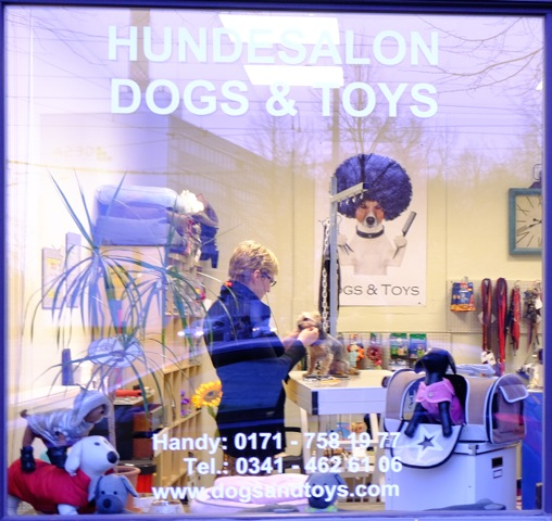 Dogs & Toys – Hundesalon