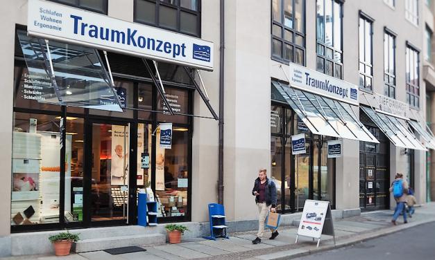 Traumkonzept – Bettenfachgeschäft in Leipzig